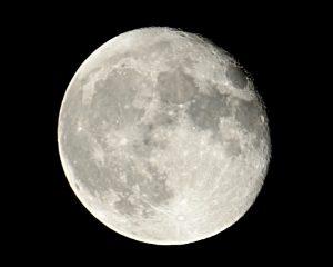 Luna Ottobre 2010